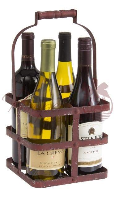 Let's Take a Trip Wine Gift Basket
