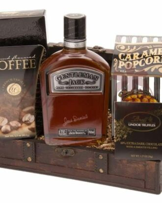 Such a Gentleman Whiskey Gift Basket