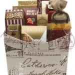 The Explorer's Gourmet Gift Basket