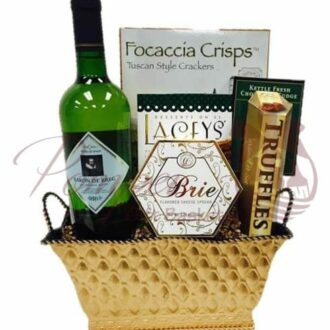 Wine Don't Whine Wine Gift Basket