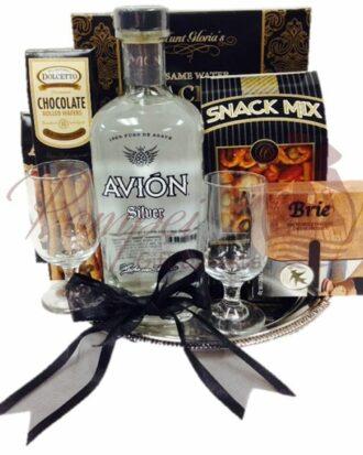 Worlds Best Tequila Gift Basket