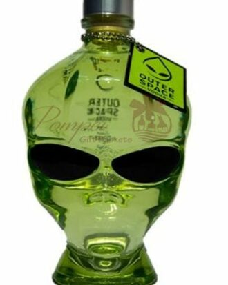 Outer Space Vodka, Outerspace Vodka, Alien Head Vodka, Alien Vodka