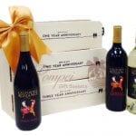Happy Anniversary Wine Gift Set