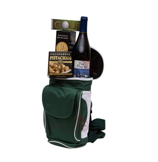 Dads Day Off Wine Gift Basket Fathers Gifts Birthday For Dad