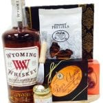 The Gentleman's Whiskey Gift Basket