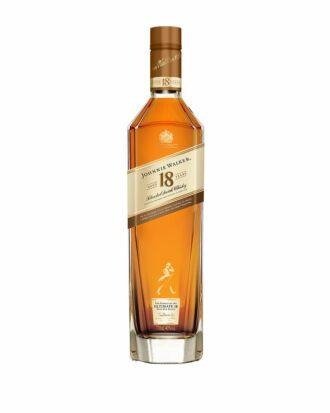 Johnnie Walker 18 Year Old Scotch Whiskey, Johnnie Walker Aged 18 Years Old, Johnnie Walker 18, New johnnie walker, Engraved Johnnie Walker, Custom Johnnie Walker, Johnnie Walker Gift Basket
