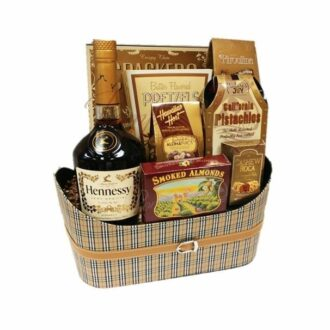 Hennything is Possible Cognac Gift Basket, hennessy Gifts, hennessy gift basket, henny gifts, henny gift basket, hennessey gift basket,