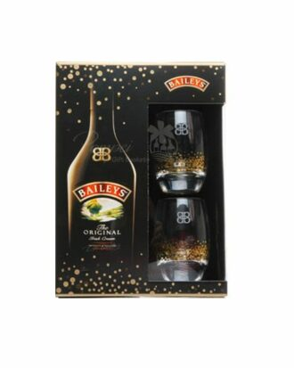 Baileys Irish Cream Liqueur Gift Set, Baileys Gift Set, Baileys Holiday Gift 2016, Baileys with shot glasses, Baileys Gifts, Baileys set with glasses