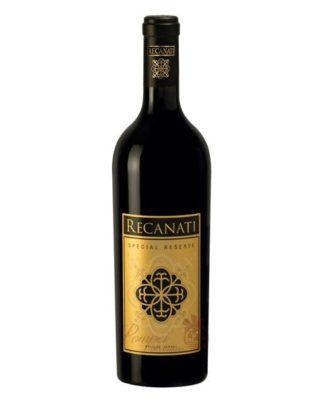 Recanati Special Reserve, Special Reserve Kosher Wine, Kosher Wines NJ, Kosher Wines NY, Kosher Wines CA, Kosher Wines TX, Kosher Gift Baskets, Passover Wines NJ