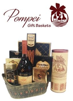 Royal Accord Cognac Gift Basket