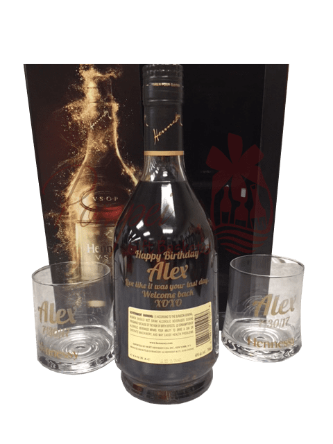 Hennessy VSOP Privilege Gift Set, Hennessy VSOP Glass Set, Hennessy Privilege Glass Set, Hennessy Gifts NJ, Limited Edition Hennessy, Fathers Day Hennessy Gifts, Engraved hennessy