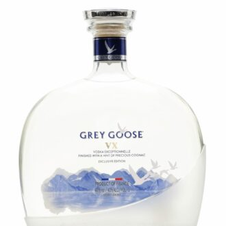 Grey Goose VX, Grey Goose VX engraved, Grey Goose VX with engraving, corporate order Grey Goose VX, Grey Goose VX corporate gift, send Grey Goose VX, grey goose gift basket