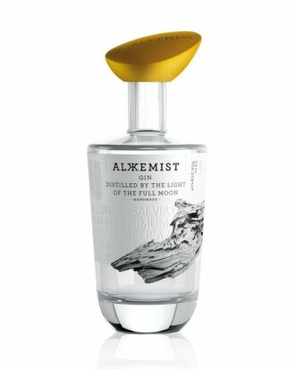 Alkkemist Gin, Alchemist Gin, High End Gin, Gin Gift Baskets, Gin From Spain, Spanish Gin,