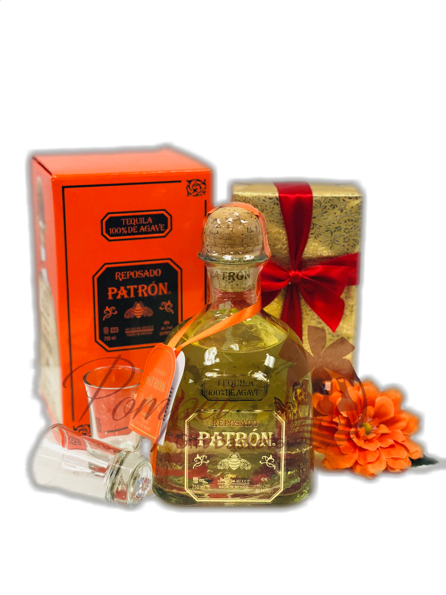 Perfect Patron Tequila Gift Set, Valentines Day Gift Sets, Tequila Gift Set, Patron