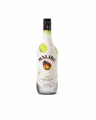 Malibu Lime Rum, malibu Lime, flavored malibu rum, lime rum, malibu caribbean rum, send malibu online, order malibu online, engraved malibu rum, malibu gift baskets, rum gift baskets