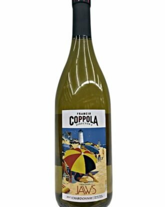 Jaws Chardonnay, Francis Ford Coppola Director's Jaws Chardonnay, Movie Wine, Coppola Jaws Chard, Wines about movies, Where to Buy Jaws Wine, Order Jaws Wine online, Jaws Chardonnay