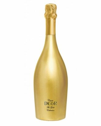 Cuvee Deor Gold, Deor Gold Cuvee, Where to buy Cuvee Deor Gold, Order Cuvee Deor Gold Online, Engraved Gold Bottle, Engraved Anniversary Champagne, Gold Bottle Sparkling Wine