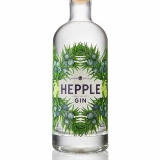 Hepple High Fidelity Gin, Hepple Gin, British Gin, Martini Gin, New Gin, Gin Gift Basket,