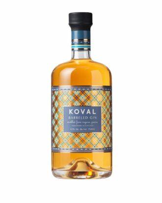 Koval Barreled Gin, Koval Gin, Kosher Gin, Kosher Certified Gin, Kosher Alcohol Gift Baskets, Kosher Liquor Basket, Engraved Kosher Wine
