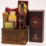 21 Sips Scotch Gift Basket