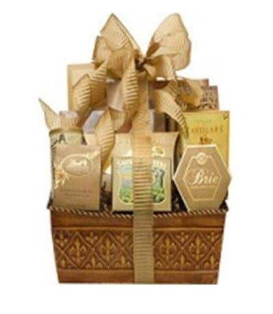 Snacker's Dream Gourmet Gift Basket, Gourmet Gift Baskets NJ, Gift Baskets Bergen County NJ,