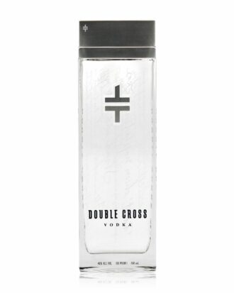 double cross vodka, doublecross vodka, double cross vodka gift basket, double cross vodka gifts, engraved double cross vodka