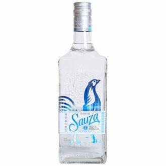 Sauza Silver Tequila, engraved sauza tequila, sauza gift basket, custom sauza gifts, sauza gift set