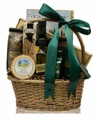 Taste of Italy Gourmet Gift Basket, italian gift basket, gift baskets for dinner, sympathy gift baskets, free shipping gift baskets