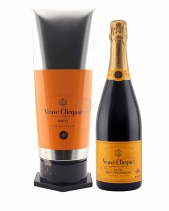 Veuve Clicquot Brut Yellow Label Gouache, paint tube veuve clicquot, limited edition veuve, lotion bottle veuve clicquot, collectable veuve clicquot