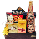 All the Joy Champagne Gift Basket
