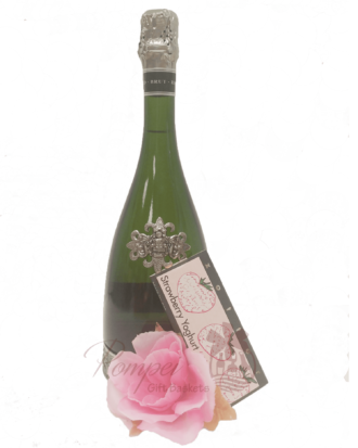 Proud Moments Sparkling Wine Gift Set, Segura Viudas gift set, Engraved Segura Viudas, Segura Viudas Engraving, Cava Gift Set, Cava Brut Gift Basket