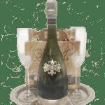 It's a Celebration Sparking Wine Gift Basket
