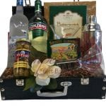 The Grey Martini Vodka Gift Basket