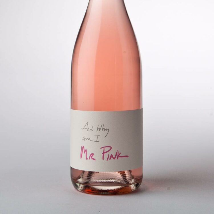 And Why Am I Mr Pink Rose Wine, Reservoir Dogs wine, And Why AM I Mr Pink, Reservoir Dogs Gifts